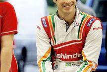 Bruno & Ayrton Senna ❤