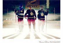 Hockey photo ideas