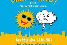 Gra Miejska URATUJ LATO 2014!!!