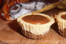 #WerthersBakingBash Mommy Party / Here is my Werthers Original Mommy Party, with Gluten Free Caramel Cheesecake Bites Easy Recipe. #WerthersBakingBash http://www.greenvics.com/2013/11/werthers-original-mommy-party-with.html