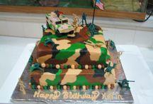 Army birthday Liam