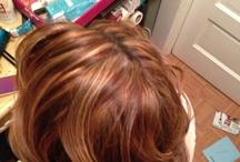 Fall hair color / by Brooke Rivenbark