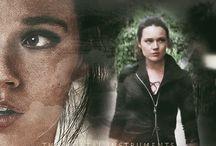Isabelle Lightwood → Jemima West / Cazadora de Sombras