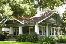 My Dream House is a Craftsman Bungalow