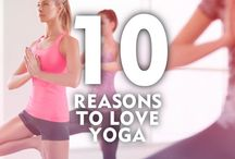 Yoga / by Women's Health and Fitness Club @ VT