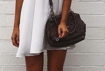 vestidos / vestidos casuales