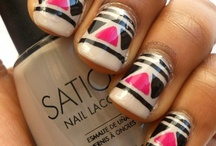 I do my own nails! / by Richelle Ayers