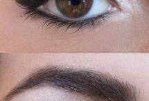 Makeup. :) / by Cheyenne Cash