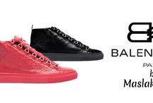 Balenciaga Ayakkabı / Balenciaga Ayakkabı modellerinde %60'a varan indirim fırsatını kaçırmayın!