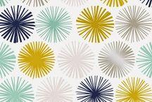 Motifs/patterns / impressions inspirantes!