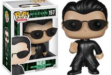 Matrix Set / Funko Pop! Matrix Available April 30th - Disponible 30 Abril.