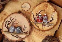 wood blank crafts