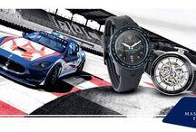 ΝΕΑ ρολόγια MASERATI με μοναδικό στυλ!!!