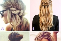 Capelli / Hair, hairstyles