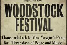WOODSTOCK!! 1969 / by YaYa2OpnMi