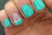 Nails / Gel manicures