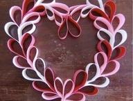 Valentine crafts / by Ann Small