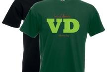 Seasonal T-Shirts / Valentines, Birthdays, Christmas & much much more! Find your seasonal T-Shirts for every occasion here!