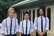 Masato and friends <3
