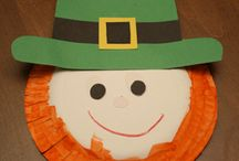 Preschool-St Patrick's Day / Preschool 3's and 4's project ideas / by Mary Miller
