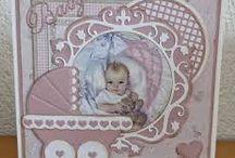 baby kaart inspiratie