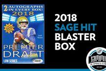 2018 Sports Card Box Breaks