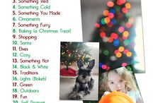 Christmas Photography Challenge