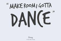 Quotes - Dance