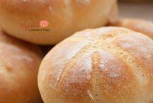 Pieczywo / Domowe chleby, bułki, bułeczki