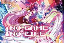 No Game No Life / I love this anime so much