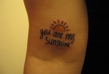 tattoo / by Ashley Hodge