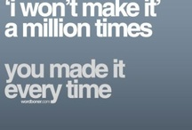 A dash of motivation.
