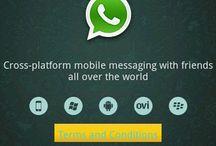 WhatsApp On Desktop / by Sidhant Chadha