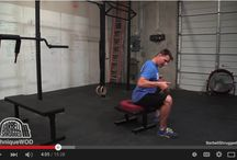 Fitness for Skiing / All of our workouts in one place to help you get fit for skiing.