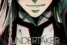 Kuroshitsuji//The Black Butler