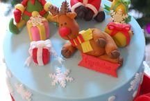 Xmas cakes & ideas