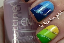 Nails & Beauty / by Carissa Wiebe-Uhrhan