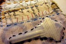 Art Ed - Material Memories / by Ms. Ladypants