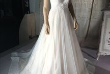 Wedding dresses top designers