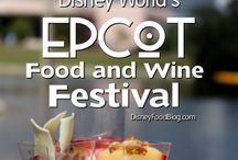 Themes logos and Slogans / Learning about this food and wine festival!!