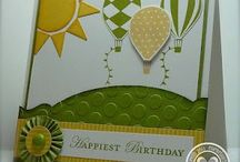 Stampin Up / by Stacy Forbes