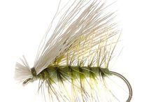 Flyes - Trout Flyes - Taimenperhot