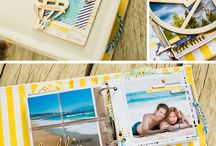 Scrapbook - Mona Tóth / My scrapbook layouts, mini albums and cards