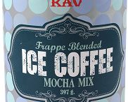 Ice Coffee / Frappe Blended Ice Coffee Mocha Mix is a delicious mix for making nice ice blends. This is a 3-in-1 product that allows you to make either a classic ice coffee, a hot drink or a frappe.