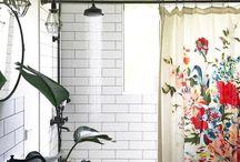 casa martinez: bathrooms