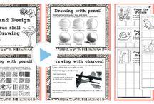 art - drawing for children