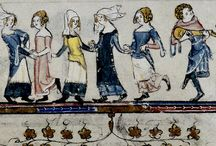 14th century short sleeve