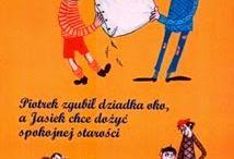 Książki mojego dzieciństwa i mojej młodości