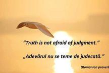 Romanian Wisdom
