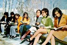 Women's life in Iran before revolution